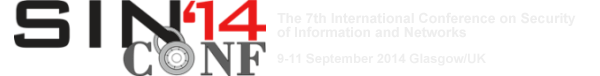 The 7th International Conference on Security of Information and Networks